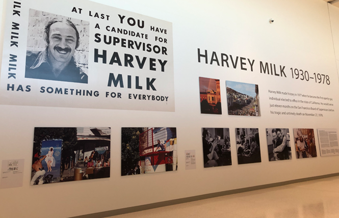 SFO reveals mammoth Milk installation