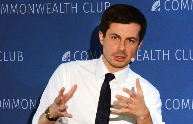 Online Extra: Buttigieg surge in Iowa 'forever changes what is possible'