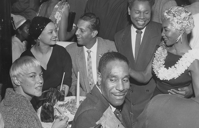 Big Glass Half-full - LGBT life in the Fillmore of the 1950s and '60s