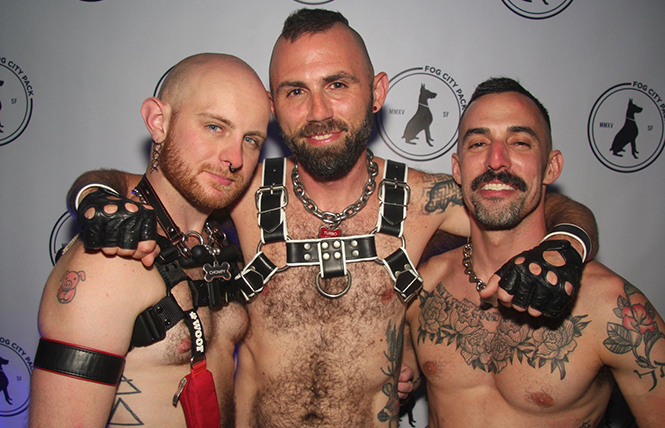 Leather Events, February 27 — March 15, 2020