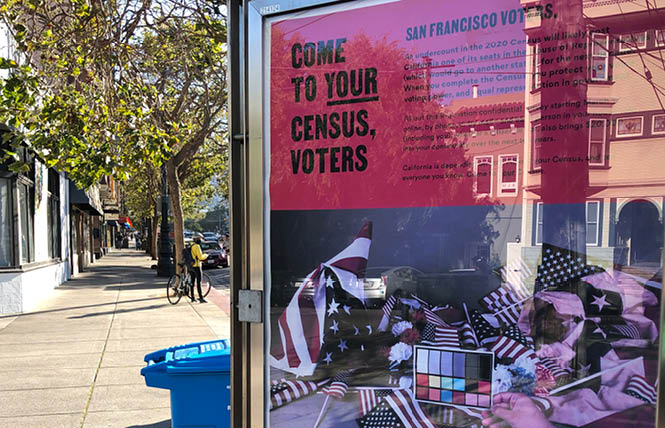 Political Notes: Among major West Coast cities, SF and LA lag on census response