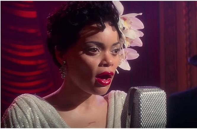 Andra Day in 'The United States v. Billie Holiday'