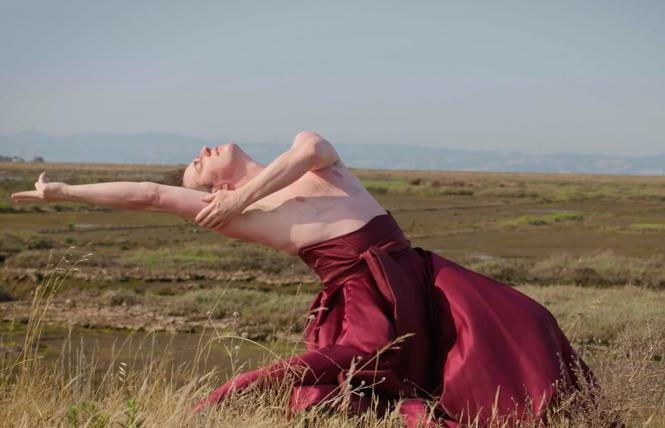 Dreamin' is free: Sean Dorsey Dance presents new online works