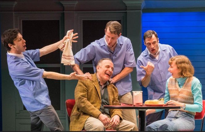 Pining for Curtain Time: 'Feel the Spirit,' 'A Letter to Harvey Milk'