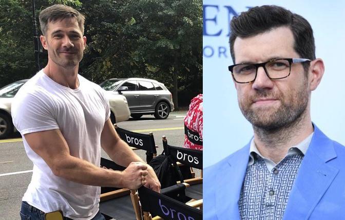 Gay rom-com 'Bros' begins filming in NYC