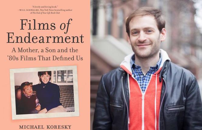 Film fan family: Michael Koresky's movies & mom memoir