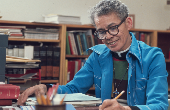 Out in the Bay: Their name was Pauli Murray ...