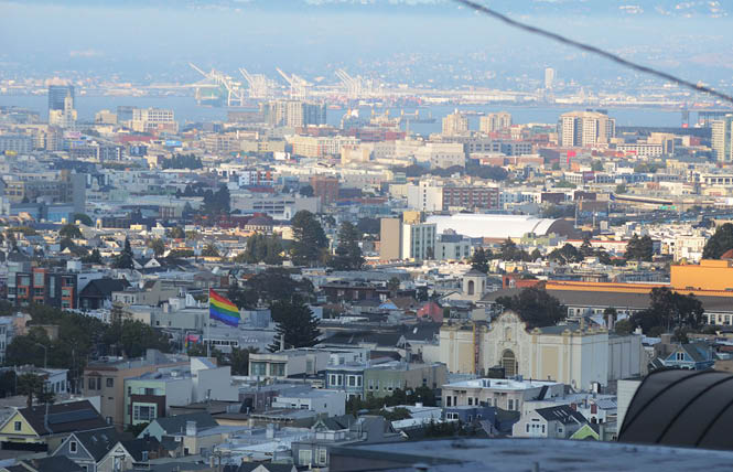 Political Notes: San Francisco health department faulted on LGBTQ data collection at hearing