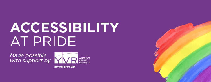 Accessibility UPDATE for 2017 Events
