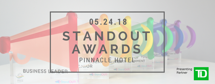 2018 StandOUT! Awards