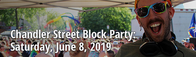 Chandler Street Block Party :: June 8, 2019