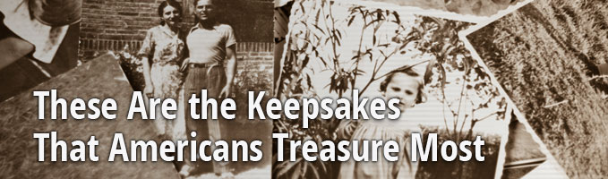 These Are the Keepsakes That Americans Treasure Most
