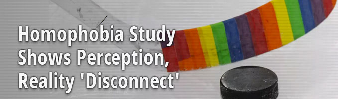 Homophobia Study Shows Perception, Reality 'Disconnect'