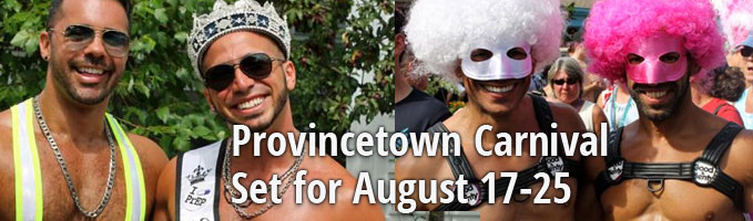 Provincetown Carnival, 'Enchanted Forest,' Set for August 17-25