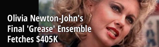 Olivia Newton-John's Final 'Grease' Ensemble Fetches $405K