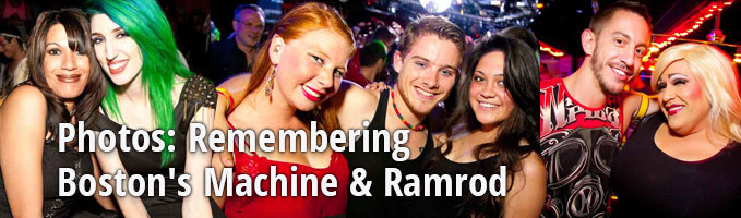 Photos: Remembering Boston's Machine & Ramrod