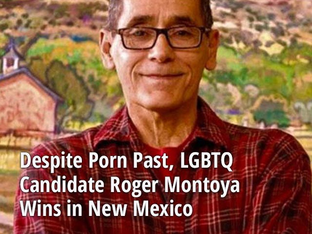 Despite Porn Past, LGBTQ Candidate Roger Montoya Wins in New Mexico