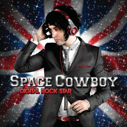 Space Cowboy- Digital Rock Star