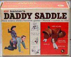 The Daddy Saddle
