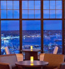 Home Base: The Westin Portland Harborview