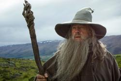 'Gandalf pays!'