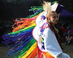 A Defiant Dancer
