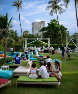 SO Beach Party at SO Sofitel Hua Hin