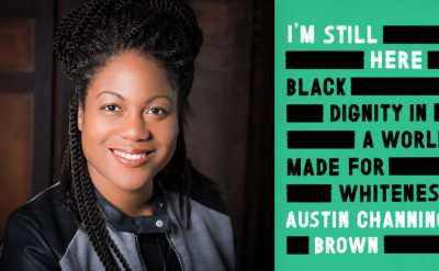 "{BOOKWORM} ""I'm Still Here: Black Dignity in a World Made for Whiteness"""