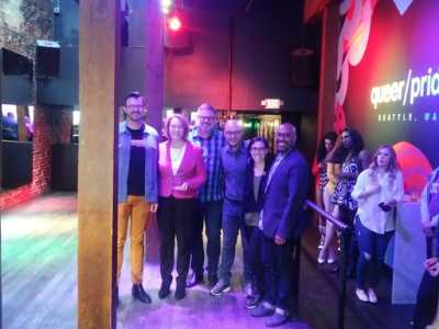 Mayor Durkan Honors Six LGBTQ+ Community Members at 2019 Pride Awards