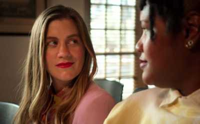 [ICYMI] Catching Up with Laura Dreyfuss & Rahne Jones of Netflix's 'The Politician'.