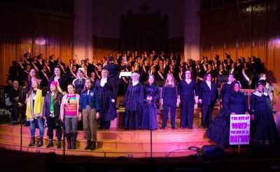 "Seattle Women's Chorus continues their reign with ""Revolution 2020"""