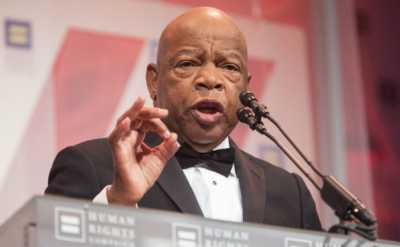 HRC remembers civil rights icon Rep. John Lewis