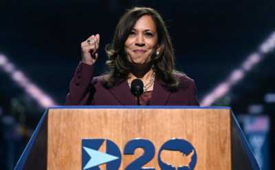 Kamala Harris' speech at the Democratic National Convention