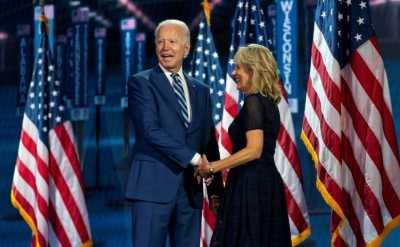 Joe Biden's speech at the Democratic National Convention