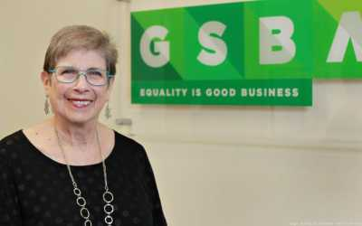 Statement on hateful speech at protests from Louise Chernin, GSBA President & CEO
