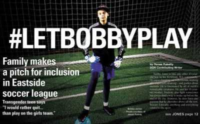 Family makes a pitch for inclusion in Eastside soccer league: #LetBobbyPlay
