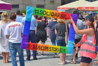 MARK MY WORDS: The push for LGBT rights continues abroad
