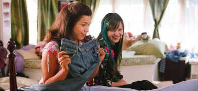 Gory horror-comedy Slaxx worth trying on for size