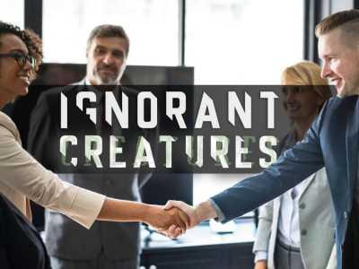 Nonbinary short film review: Ignorant Creatures