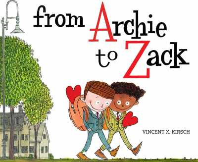 Book review: From Archie to Zack