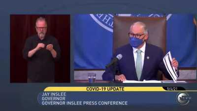 Gov. Inslee places two-week pause on phase reopenings across WA