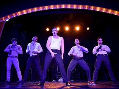 'Baloney' Brings Out the Burlesque Beefcake