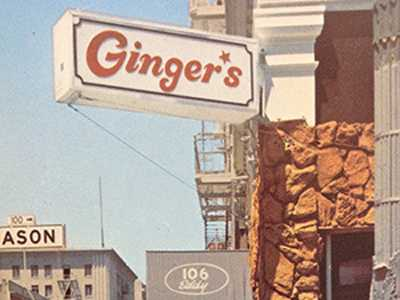 BARchive :: Sutter's Mill and Ginger's Trois - San Francisco's Historic Bars