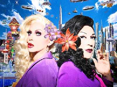 Drag Diva Duo