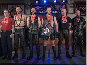 Leather Alliance Weekend