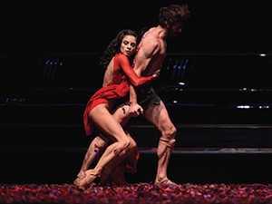 Ambitious ballet