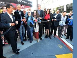 SOMA leather alley dedicated