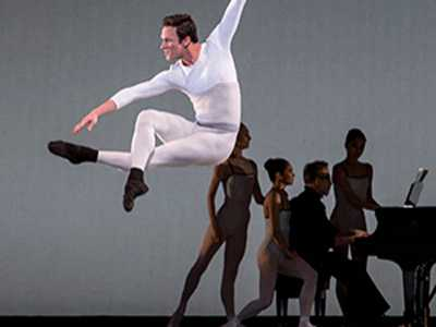 The Joffrey Ballet Brings the Joy