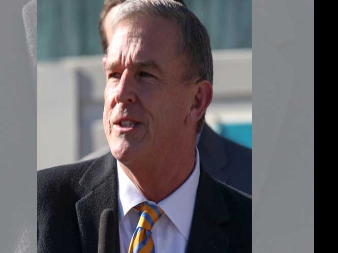 A difficult decision for interim mayor