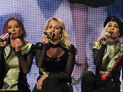 Bananarama's Back